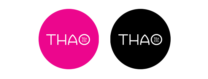 THAO Tea Brand Design