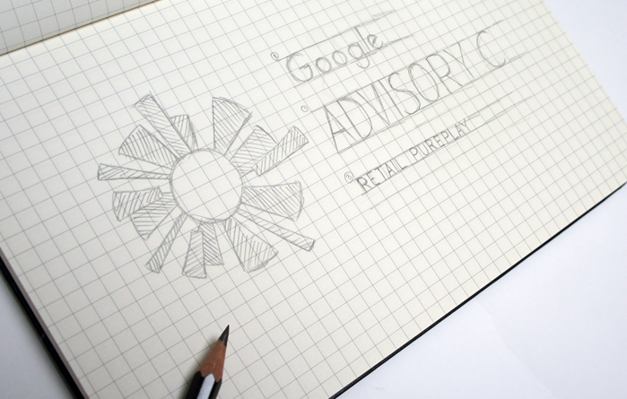 Google Advisory Council logo concepts