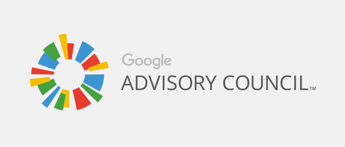 Google Advisory Council logo